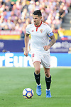 "Sevilla's Victor ""Vitolo"" Machin during La Liga match between Atletico de Madrid and Sevilla CF at Vicente Calderon Stadium in Madrid, Spain. March 19, 2017. (ALTERPHOTOS/BorjaB.Hojas)"