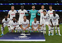 191001 Tottenham Hotspur v Bayern Munich