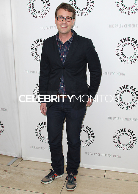 BEVERLY HILLS, CA, USA - JULY 09: Sam Shaw at The Paley Center For Media's An Evening With WGN America's 'Manhattan' held at The Paley Center for Media on July 9, 2014 in Beverly Hills, California, United States. (Photo by Xavier Collin/Celebrity Monitor)