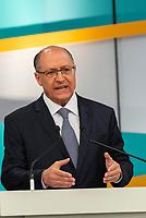 SÃO PAULO, SP, 09.09.2018 - ELEIÇÕES-2018 - O candidato a presidência Geraldo Alckmin (PSDB) durante o Encontro com Presidenciáveis na GAZETA (Fundação Cásper Líbero), neste domingo, 09, em São Paulo. (Foto: Anderson Lira/Brazil Photo Press)