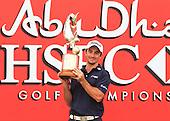 Abu Dhabi HSBC Championships