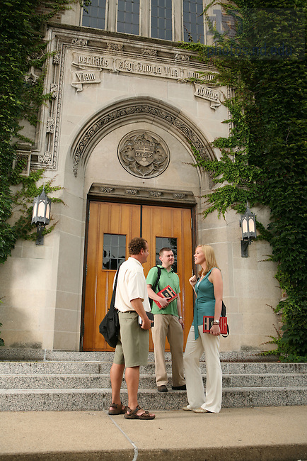 Law School North entrance