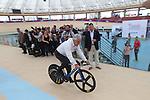 Inauguración Velódromo Parque Peñalolen