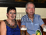 John and Martina Boyce at Mary Kelly and Mona Murphy's retirement party in The Mariner. Photo:Colin Bell/pressphotos.ie