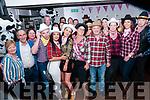40th Birthday: Nollaig Leonard, Abbeydorney celebrating her 40th birthday with family & friends at Herbert's Bar, Kilflynn on Saturday night last.