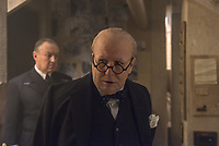 Darkest Hour (2017) <br /> Gary Oldman  <br /> *Filmstill - Editorial Use Only*<br /> CAP/KFS<br /> Image supplied by Capital Pictures