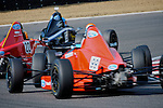 Linton Stutely - Enigma Motorsport/Rendez-Vous Racing Mygale SJ07 & Neil Alberico - Cliff Dempsey Racing Ray GR11