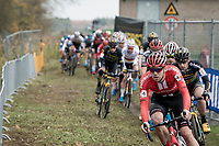 Joris Nieuwenhuis (NED/Sunweb) was the fastest man out of the start<br /> <br /> Elite Men's Race<br /> UCI cyclocross WorldCup - Koksijde (Belgium)<br /> <br /> ©kramon