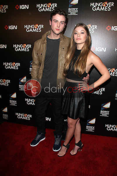 Sterling Beaumon, Kristina Kane<br />