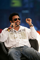 Sept 27, 2005, Montreal (Qc) Canada <br /> Shaggy during  a TV interview  in Montreal, Canada<br /> Photo : (c) 2005 Pierre Roussel / Images Distribution