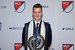 14 January 2016: Fabian Herbers (GER) was taken with the #6 overall pick by the Philadelphia Union. The 2016 MLS SuperDraft was held at The Baltimore Convention Center in Baltimore, Maryland as part of the annual NSCAA Convention.