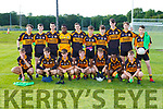The Austin Stacks team that played Killarney Legion in Direen on Wednesday evening