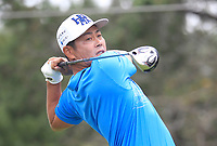 Hideto TANIHARA (JAP) on the 2nd during the 1st round at the WGC Dell Technologies Matchplay championship, Austin Country Club, Austin, Texas, USA. 22/03/2017.<br /> Picture: Golffile | Fran Caffrey<br /> <br /> <br /> All photo usage must carry mandatory copyright credit (&copy; Golffile | Fran Caffrey)