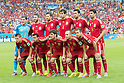 Spain team group line-up (ESP), JUNE 18, 2014 - Football / Soccer : FIFA World Cup Brazil 2014 Group B match between Spain 0-2 Chile at Maracana Stadium in Rio de Janeiro, Brazil. (Photo by Maurizio Borsari/AFLO)