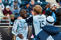 Philadelphia Union vs. Sporting Kansas City, October 26, 2013