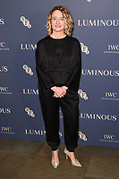 Tricia Tuttle<br /> arriving for the LUMINOUS Gala 2019 at the Roundhouse Camden, London<br /> <br /> ©Ash Knotek  D3522 01/10/2019