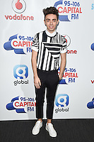 Nathan Sykes<br /> at the Capital Radio Summertime Ball 2016, Wembley Arena, London.<br /> <br /> <br /> ©Ash Knotek  D3132  11/06/2016
