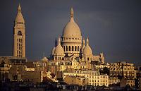 Europe/France/Ile-de-France/Paris: Le Sacré Coeur