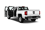 Car images of 2017 Chevrolet Silverado-1500 LT-Crew 4 Door Pick-up Doors