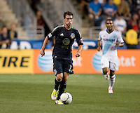 Chris Pontius.  The MLS All-Stars defeated Chelsea, 3-2.