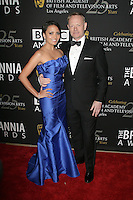 "BEVERLY HILLS, CA - NOVEMBER 07: Allegra Riggio and Jared Harris at the BAFTA LA 2012 Britannia Awards Presented By BBC America at The Beverly Hilton Hotel on November 7, 2012 in Beverly Hills, California. Credit"" mpi22/MediaPunch Inc. .<br />