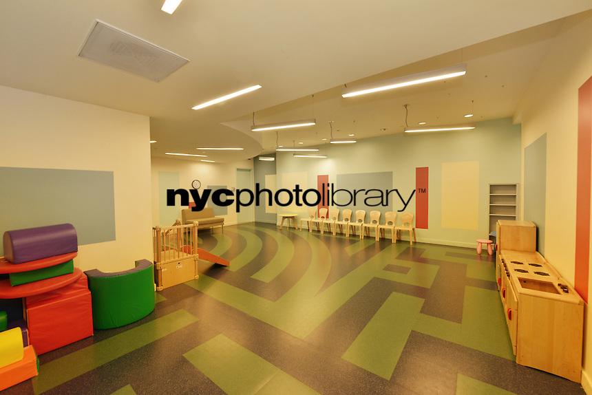 Playroom at 450 East 83rd Street