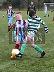 Drogheda Marsh Crescent  Chris Murtagh Termonfeckin Dylan Hickey. Photo:Colin Bell/pressphotos.ie