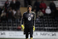 ATTENTION SPORTS PICTURE DESK<br /> Pictured: David James, goalkeeper for Bristol<br /> Re: npower Championship, Swansea City FC v Bristol City Football Club at the Liberty Stadium, south Wales. Wednesday 10 November 2010