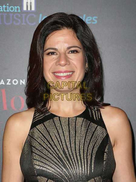 Los Angeles, CA - DECEMBER 01: Ana Maria Martinez, At Screening Event For Amazon's &quot;Mozart In The Jungle&quot; At Pacific Theatres at the Grove, California on December 01, 2016. <br /> CAP/MPI/FS<br /> &copy;FS/MPI/Capital Pictures
