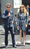 www.acepixs.com<br /> <br /> May 21 2017, LA<br /> <br /> Tom Cruise and Sofia Boutella at the Universal Celebrates 'The Mummy Day' with 75-Foot Sarcophagus Takeover at Hollywood And Highland on May 20, 2017 in Hollywood, California.<br /> <br /> By Line: Peter West/ACE Pictures<br /> <br /> <br /> ACE Pictures Inc<br /> Tel: 6467670430<br /> Email: info@acepixs.com<br /> www.acepixs.com