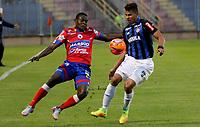 Deportivo Pasto vs Atlético Junior,28-05-2017.LA I 2017