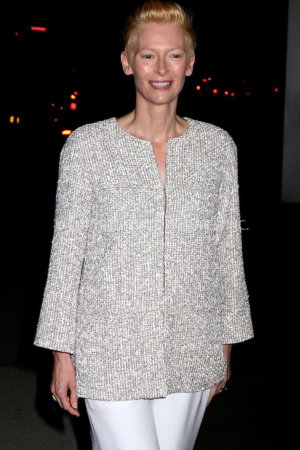 WWW.ACEPIXS.COM<br /> <br /> <br /> November 11, 2013, New York City, New York<br /> <br /> <br /> Tilda Swinton arriving at the Museum of Modern Art 2013 Film benefit, A Tribute To Tilda Swinton, on November 5, 2013 in New York City, New York.<br /> <br /> <br /> <br /> By Line: Nancy Rivera/ACE Pictures<br /> <br /> ACE Pictures, Inc<br /> Tel: 646 769 0430<br /> Email: info@acepixs.com