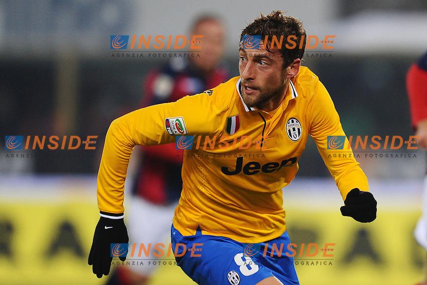 Claudio Marchisio Juventus - Bologna 06-12-2013 Stadio Dall'Ara - Football Calcio Serie A 2013/2014 Bologna - Juventus Foto Andrea Staccioli / Insidefoto