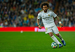 Real Madrid CF's Marcelo Vieira seen in action during La Liga match. Mar 01, 2020. (ALTERPHOTOS/Manu R.B.)