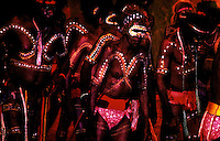 Images from the Book Journey Through Colour and Time,Aboriginale Ceremony Central Australia