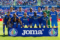Getafe CF's team during La Liga match. May 05,2019. (ALTERPHOTOS/Alconada)<br /> Liga Campionato Spagna 2018/2019<br /> Foto Alterphotos / Insidefoto <br /> ITALY ONLY