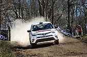 2017 Rally America<br /> Rally in the 100 Acre Wood<br /> Salem, MO USA<br /> Saturday 18 March 2017<br /> Ryan Millen, Rhianon Gelsomino<br /> ©2017, Gardner Automotive Communications, Inc.