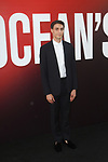 Gideon Glick arrives at the World Premiere of Ocean's 8 at Alice Tully Hall in New York City, on June 5, 2018.