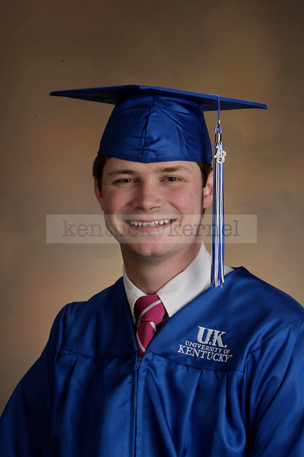 Young, Jordan photographed during the Feb/Mar, 2013, Grad Salute in Lexington, Ky.
