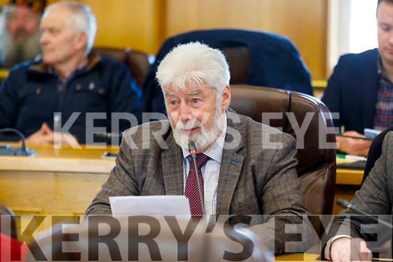 Fianna Fail's Johnny Wall been co opted onto the Tralee Municipal District at the Kerry County Council meeting on Tuesday