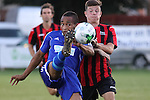 Brockenhurst FC VS Totton & Eling FC - Round 1 Tuesday 23rd August 2016.