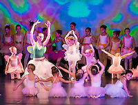 Germany, DEU, Herne, 2014Feb09: Young dancers perform a musical show.