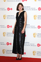 Emma Corrin at the Virgin Media BAFTA Television Awards 2019 - Press Room at The Royal Festival Hall, London on May 12th 2019<br /> CAP/ROS<br /> ©ROS/Capital Pictures