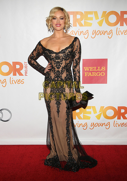 HOLLYWOOD, CA - DECEMBER 08: Peta Murgatroyd at the TrevorLIVE Los Angeles Benefit celebrating The Trevor Project's 15th anniversary at the Hollywood Palladium on December 8, 2013 in Hollywood, California.CAP/ADM/KB<br /> &copy;Kevan Brooks/AdMedia/Capital Pictures