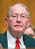 United States Senator Lamar Alexander (Republican of Tennessee), Chairman of the US Senate Committee on Health, Education, Labor & Pensions, during the confirmation hearing for R. Alexander Acosta, Dean of Florida International University College of Law and US President Donald J. Trump's nominee for US Secretary of Labor, on Capitol Hill in Washington, DC on Wednesday, March 22, 2017.<br /> Credit: Ron Sachs / CNP