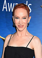 BEVERLY HILLS, CA - FEBRUARY 11: Actress-comedian Kathy Griffin attends the 2018 Writers Guild Awards L.A. Ceremony at The Beverly Hilton Hotel on February 11, 2018 in Beverly Hills, California.<br /> CAP/ROT/TM<br /> &copy;TM/ROT/Capital Pictures