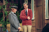 WON'T YOU BE MY NEIGHBOR? (2018)<br /> DAVID NEWELL, FRED ROGERS<br /> *Filmstill - Editorial Use Only*<br /> CAP/FB<br /> Image supplied by Capital Pictures