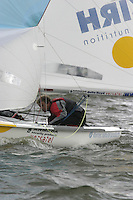 20th SPA Regatta - Medemblik.26-30 May 2004..Copyright free image for editorial use. Please credit Peter Bentley..NED