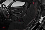 Front seat view of 2016-2017 Alfa Romeo 4C Base 2 Door Coupe front seat car photos