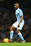 Fabian Delph of Manchester City - Manchester City vs Hull City - Capital One Cup - Etihad Stadium - Manchester - 01/12/2015 Pic Philip Oldham/SportImage